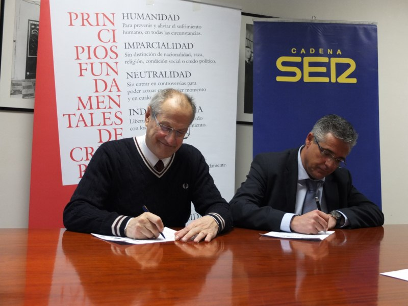 Convenio Cruz Roja Radio Huesca