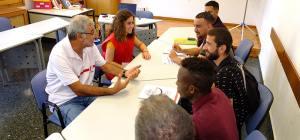 Cruz Roja Huesca celebra el Día Internacional de la alfabetización con la puesta en marcha de nuevos cursos de aprendizaje del idioma