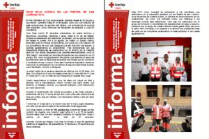 Boletín Informativo de Salud y Socorros nº 3