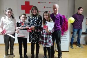 Acto de Reconocimiento a la Labor Voluntaria en Cruz Roja