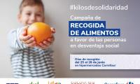 Cadena SER, LOS40 y Dial lanzan la operación #KilosDeSolidaridad, con Cruz Roja y Fundación Solidaridad Carrefour