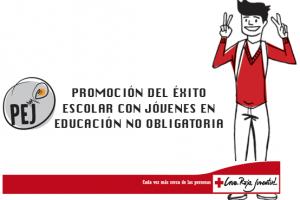 Promoción del éxito escolar con jóvenes en Educación No Obligatoria