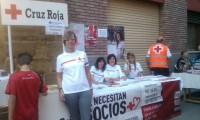 Cruz Roja en Alcolea de Cinca celebra el día de la banderita