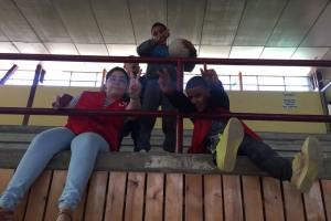 Cruz Roja Juventud da la bienvenida a los niños y niñas saharauis
