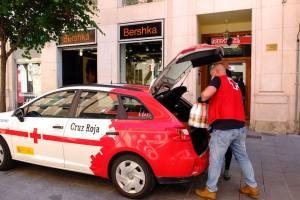 El Plan Cruz Roja RESPONDE continúa a pleno rendimiento hasta el próximo mes de diciembre