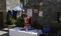 Cruz Roja por los refugiados en Sobrarde