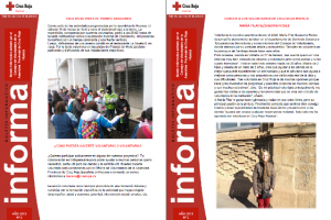 Boletín informativo de Cruz Roja de Huesca número 2
