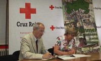 Cruz Roja Huesca y AFAMMER han firmado un convenio de colaboración en materia de  Teleasistencia Domiciliaria