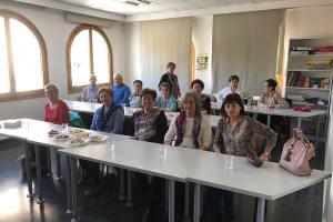Cruz Roja Huesca con las Personas Mayores  en Activo