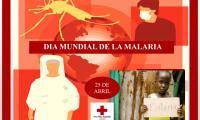 Cruz Roja Huesca sale a la calle en el Día de la Malaria para sensibilizar a los ciudadanos