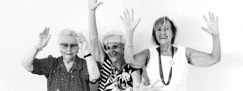 Cruz Roja Huesca apuesta por la prevención para envejecer de forma activa, saludable y con dignidad