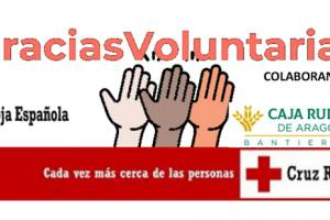 Mujer, entre 21 y 30 años y con estudios secundarios, perfil mayoritario del voluntariado de Cruz Roja