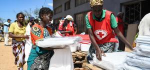 Los desafíos medioambientales marcan los retos de Cruz Roja Española en África