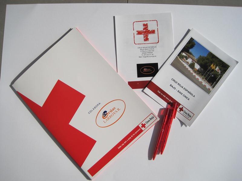 Donación Empresas del Bajo-Baix Cinca