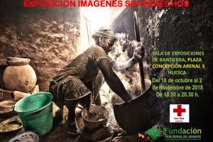 """Abre en Huesca la campaña """"Imágenes sin derechos"""""""