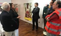 Cruz Roja Españolainaugura en Huescalacampaña de sensibilización itinerante 'Imágenes sin derechos'