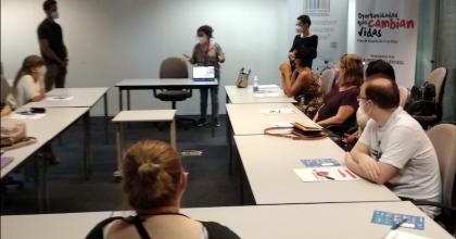 165 personas accedieron a un empleo en 2020 con el apoyo de Cruz Roja en la provincia de Huesca