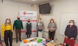 Cruz Roja Jacetania adquiere dos purificadores de aire homologados con filtro para el COVID