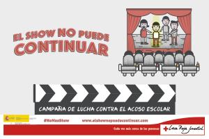 Cruz Roja Juventud lanza una campaña contra el acoso escolar con motivo del Día Mundial