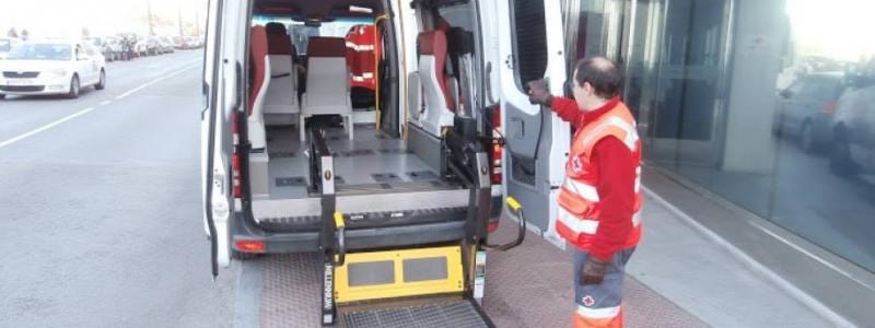 Cruz Roja acompañará a los colegios electorales a las personas con movilidad reducida